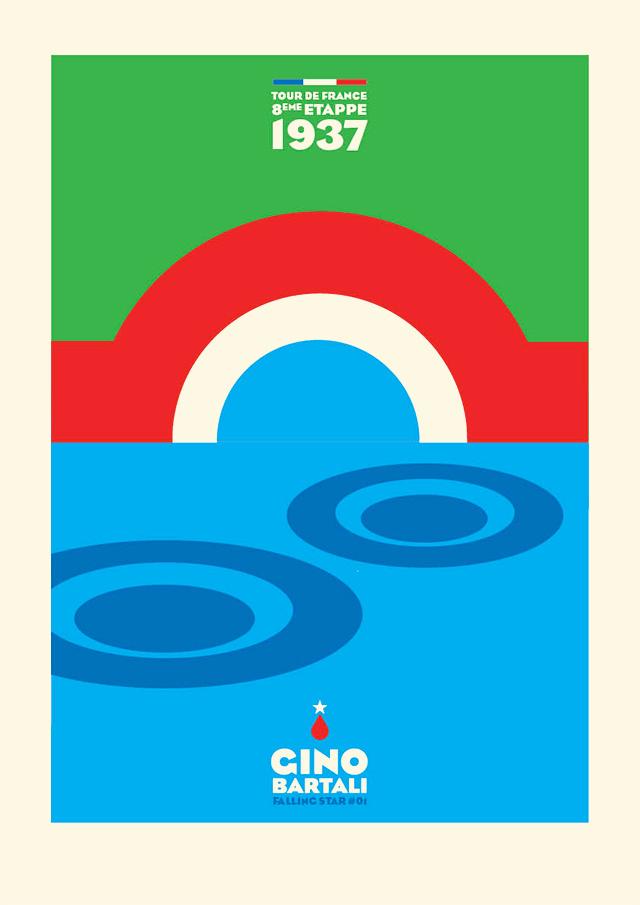 Poster Gino Bartali