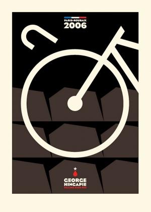 Poster George Hincapie