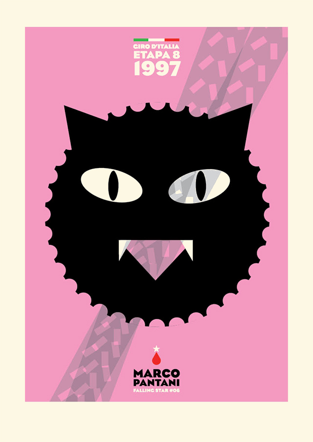 Poster Marco Pantani