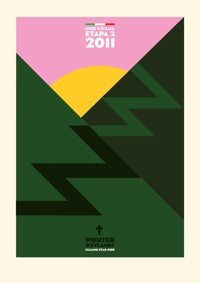 Poster Wouter Weylandt