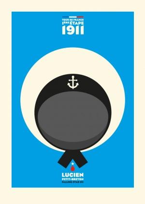 Poster Lucien Petit-Breton