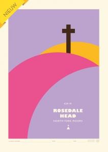 Poster Rosedale Head