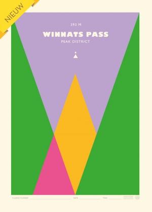 Poster Winnats Pass