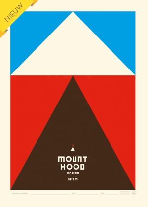 Poster Mount Hood