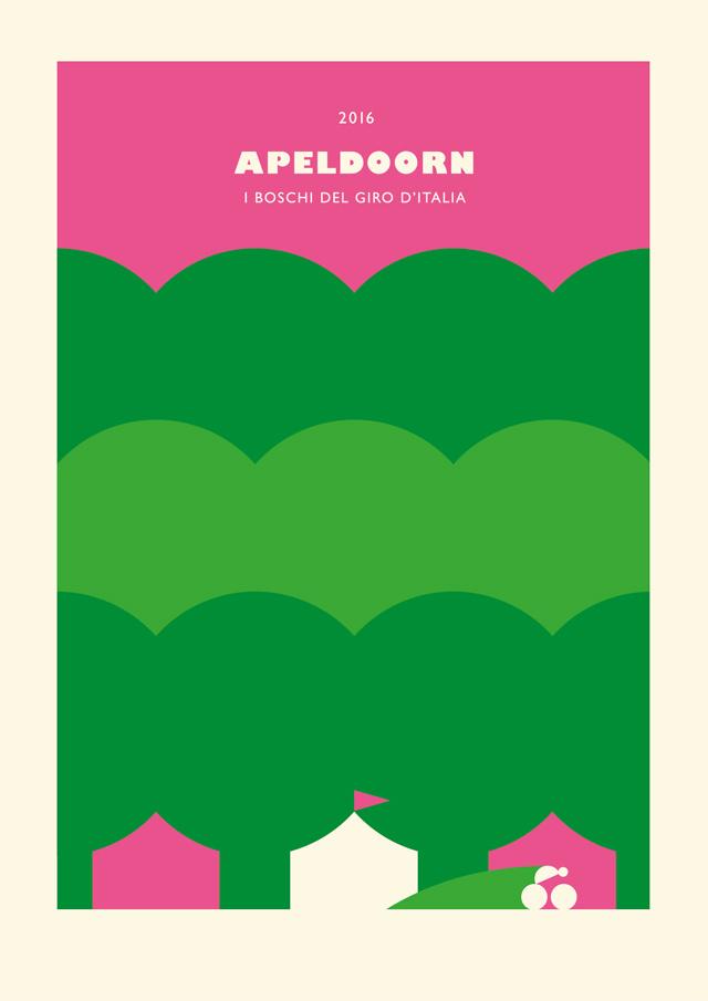 Apeldoorn, Il Bosco di Giro d'Italia
