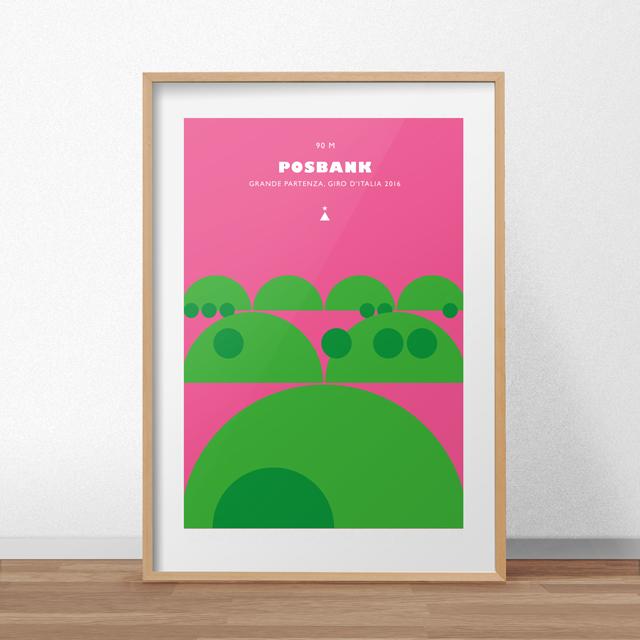 Posbank_poster-mockup-houtenlijst_high_bruin