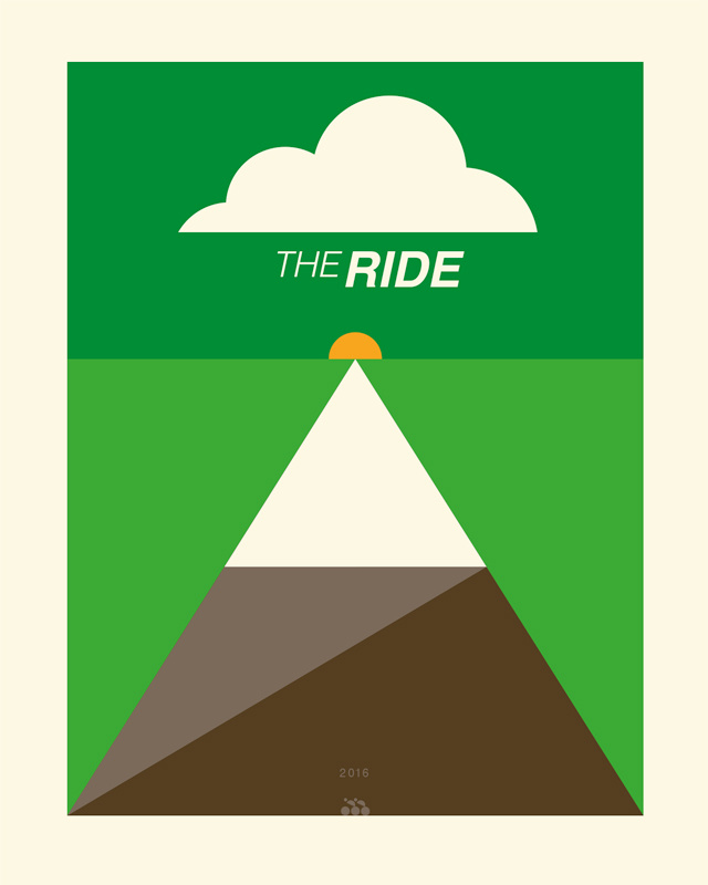 The Ride - Fine Art Print