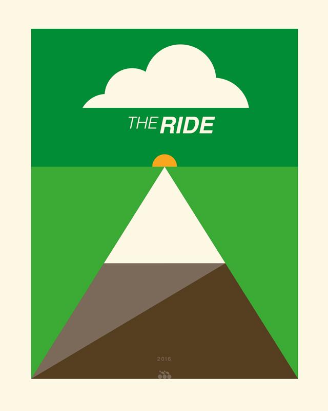 The Ride - Fine Art Print