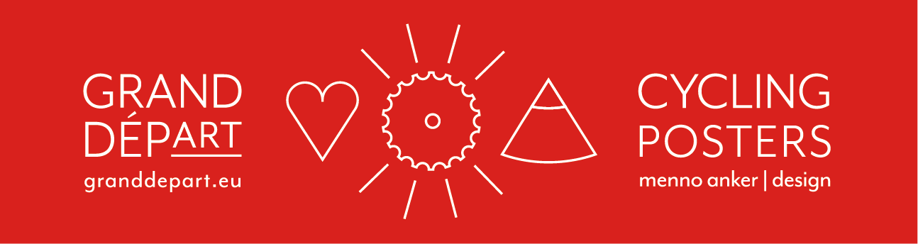 Logo Grand DepArt 2020 Giro rood