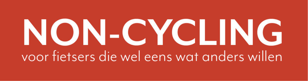 Non Cycling posters